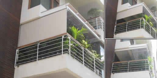 Patio Blinds/Monsoon Blinds/Balcony Blinds